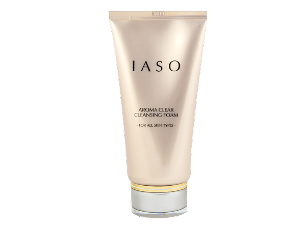 [Review] IASO Aroma Clear Cleansing Foam
