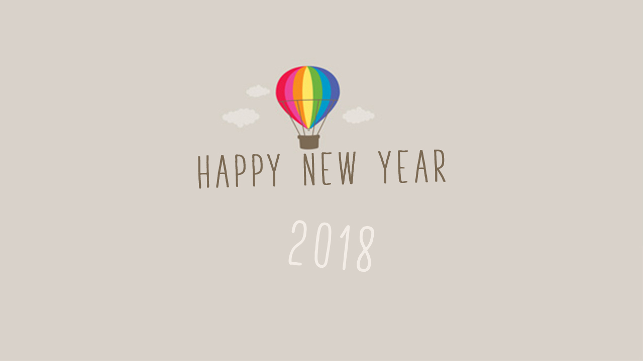 best 2018 new year hd wallpaper
