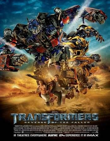 Transformers Revenge of the Fallen 2009 Hindi Dual Audio 600MB BluRay 720p HEVC