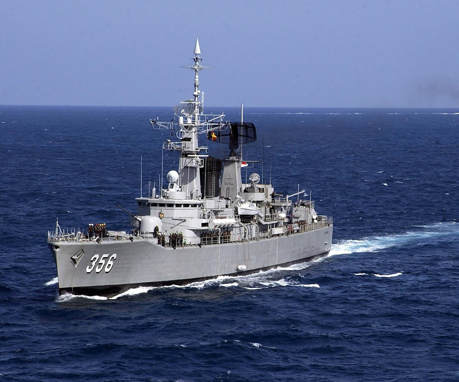 Frigate Van Speijk Class TNI AL