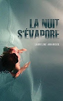 'La nuit s'évapore-Laureline Amanieux