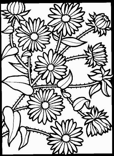 Desenhos da primavera para colorir, pintar e imprimir. A primavera é a estação das flores, associada ao reflorescimento da flora terrestre. Essa estação do ano segue o inverno e precede o verão.