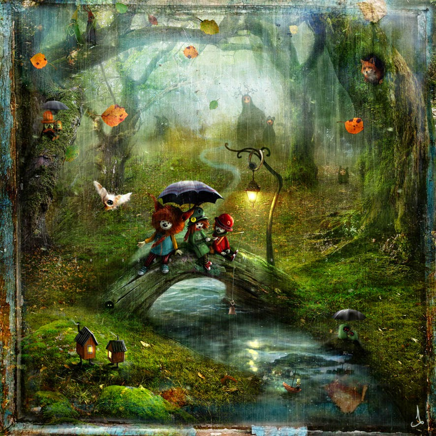 21-Alexander-Jansson-Fairy-tale-Worlds-in-Surreal-Paintings-www-designstack-co
