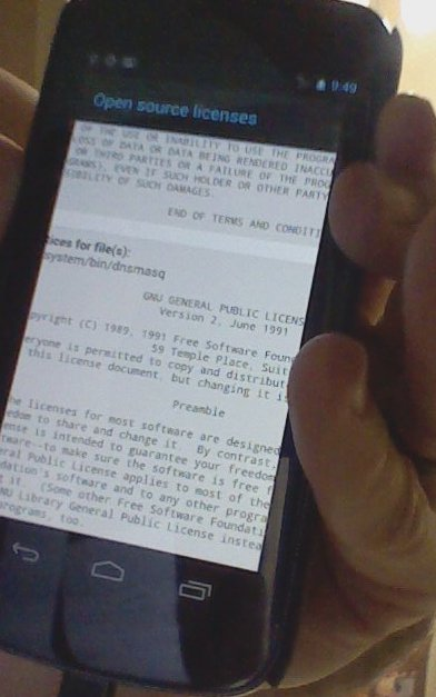 Linux + GNU = Humans Enabled: How To: Fix Samsung Galaxy