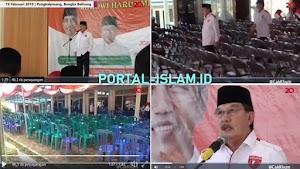 Pelantikan Garda Jokowi Penuh dengan Kursi Kosong, Antasari Azhar Tampak Kecewa
