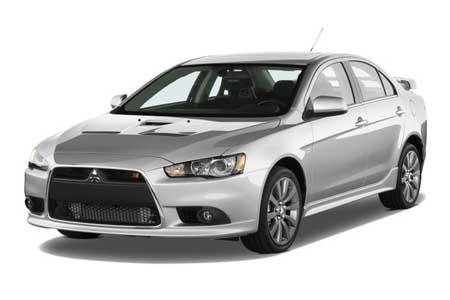 Car Info: For New Mitsubishi Lancer