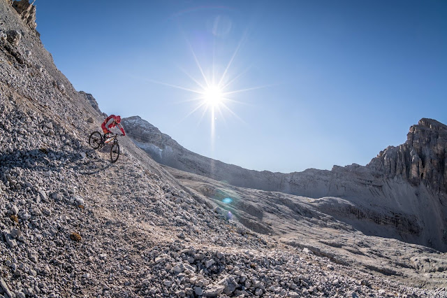 Bike Tour Monte Ciaval Luns Bozen