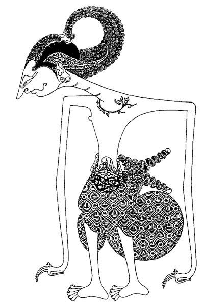 Ilmu Pengetahuan 3 Mewarnai Wayang Arjuna