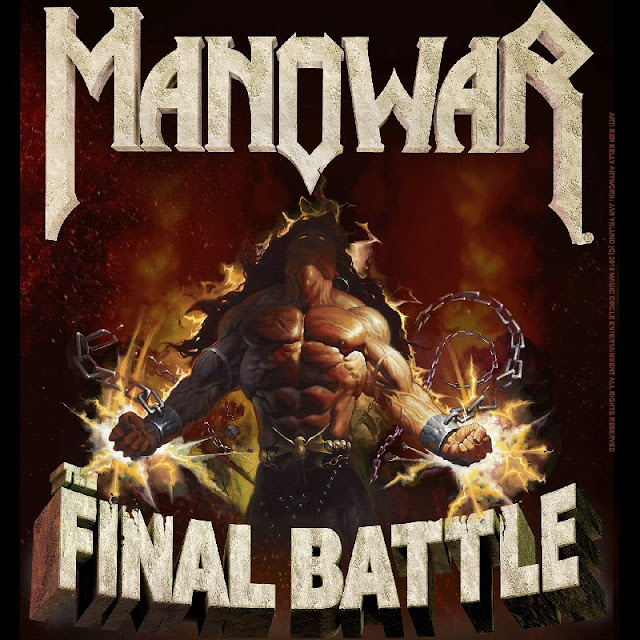 Manowar announce Final Tour