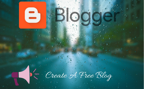 Blogger blog creation