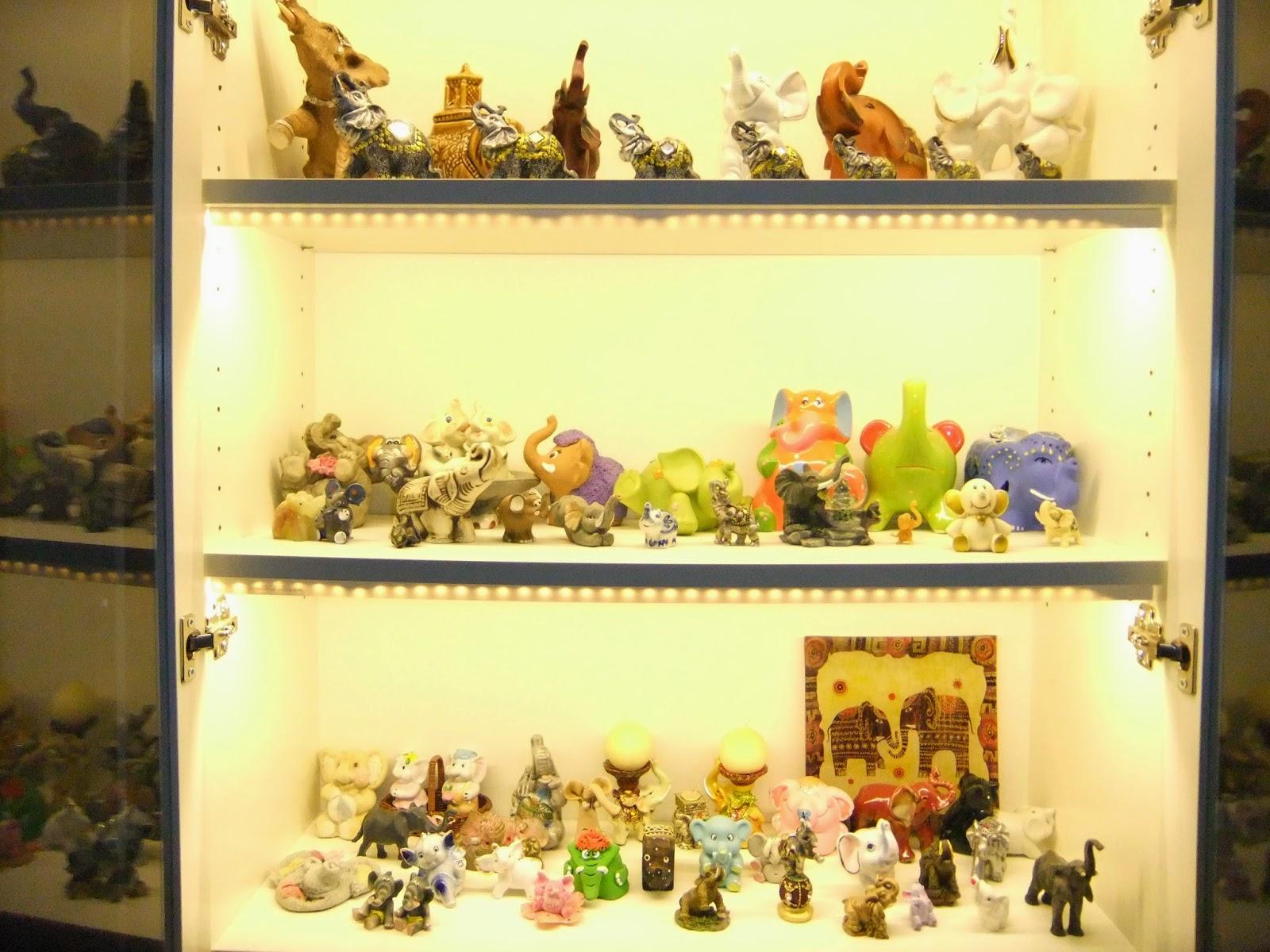 Моя коллекция слонов