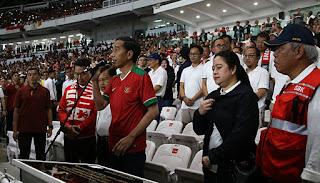 Jokowi Harapkan Ini Dari Asian Games 2018