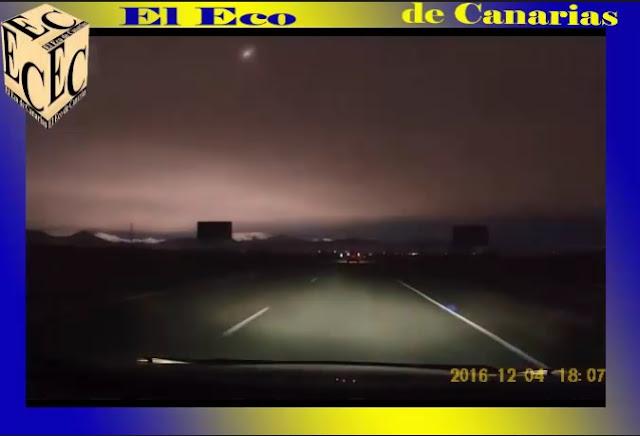Vídeo meteorito ilumina cielo Siberia
