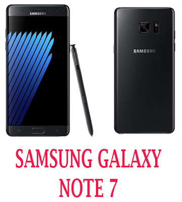 Specifications-and-price of Samsung Galaxy Note 7 device mobile device