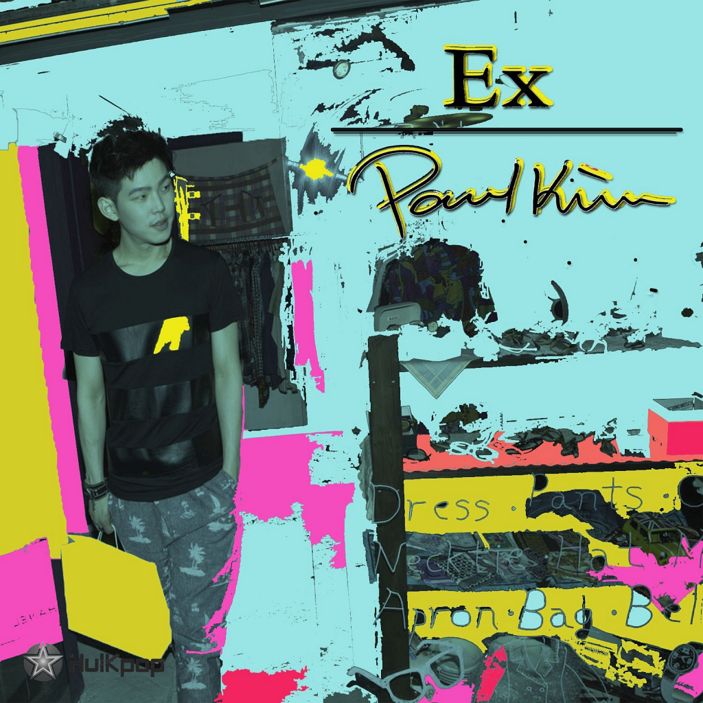 [Single] Paul Kim – Ex