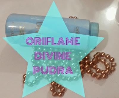 Oriflame Divine Parfümlü Vücut Pudrası