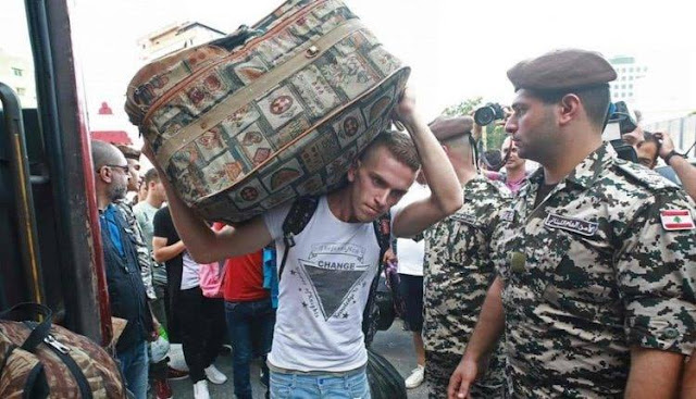لبنان يتخذ قرارات تخص السوريين الذين دخلوا بطرق غير شرعية..