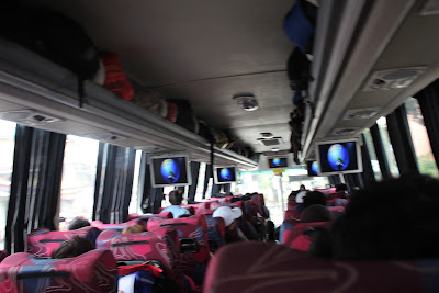 Manila to caticlan roll on roll off bus