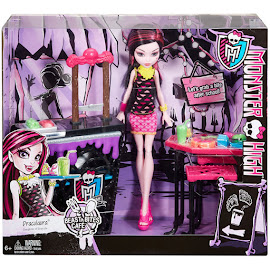 Monster High Draculaura Beast Bites Café Doll