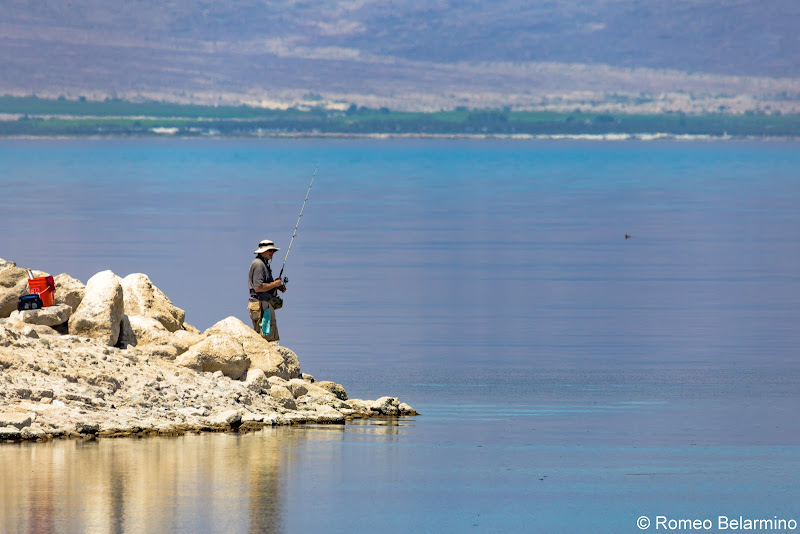Salton Sea Fishing Ghost Towns Photography