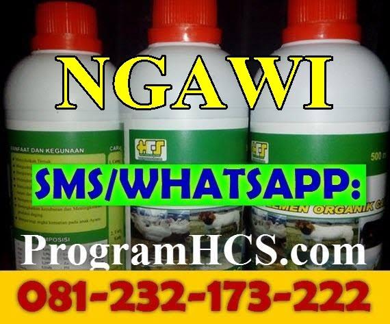 Jual SOC HCS Ngawi