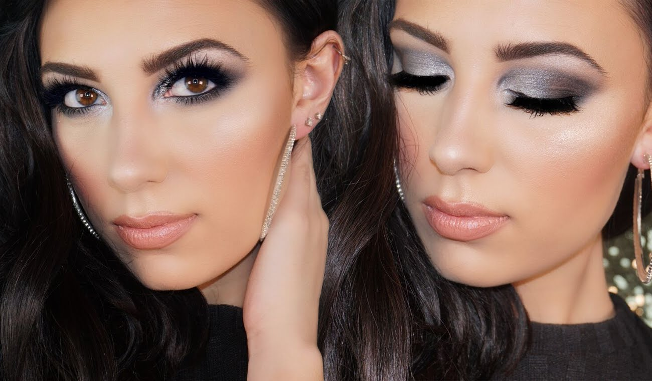 Guest Post How To Apply Smokey Eye Makeup For An Evening Party