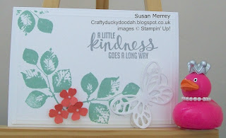 Stampin' Up! Independent Stampin' Up! Demonstrator Susan Merrey Craftyduckydoodah! Kinda Eclectic July 2015