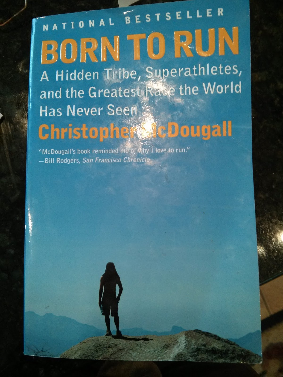 "Book Review: ""Born to Run"""