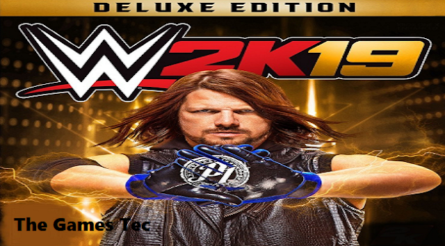 WWE 2K19 Digital Deluxe Edition PC Game Download