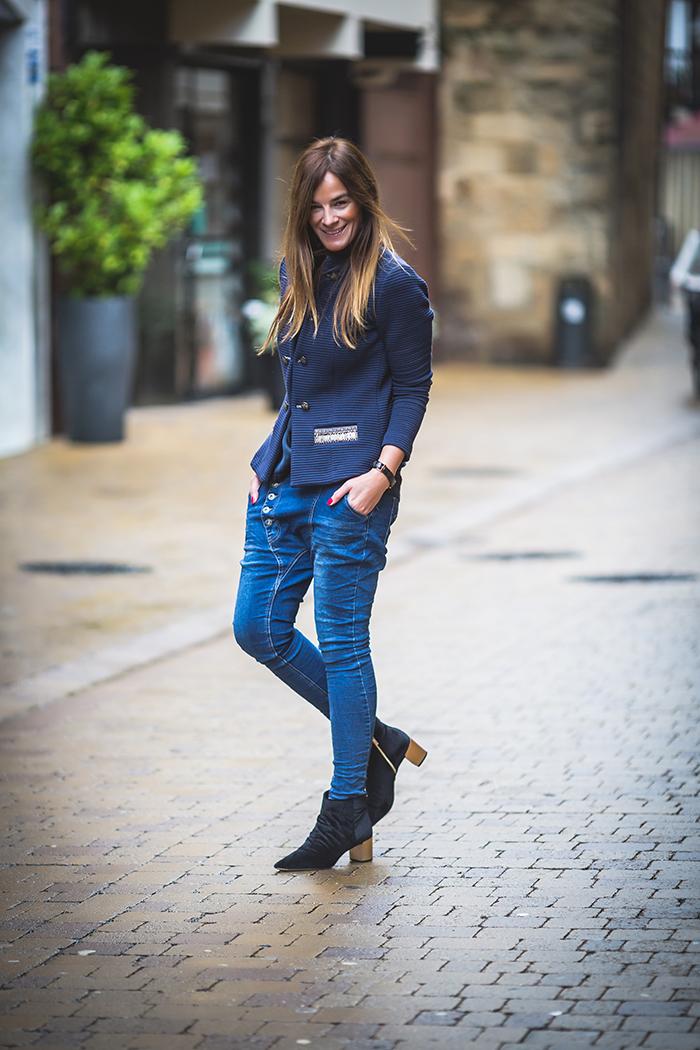 Chaqueta Militar , Lucía Díez , Estilo , es cuestión de estilo , Personal Shopper . Style .