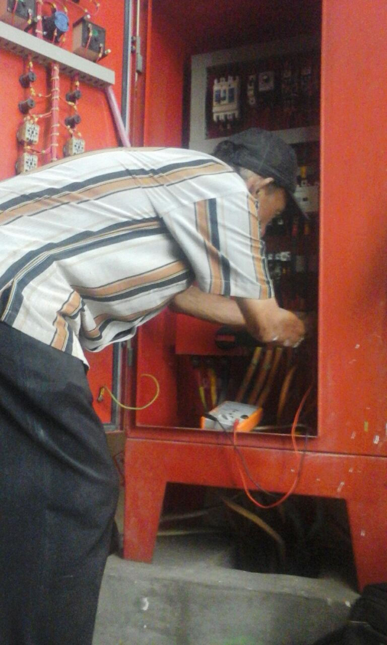 Pengecheckan dan Perbaikan Panel system