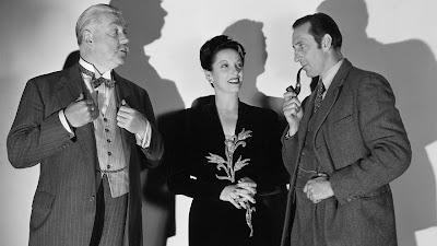 Sherlock Holmes y la mujer araña (1944)