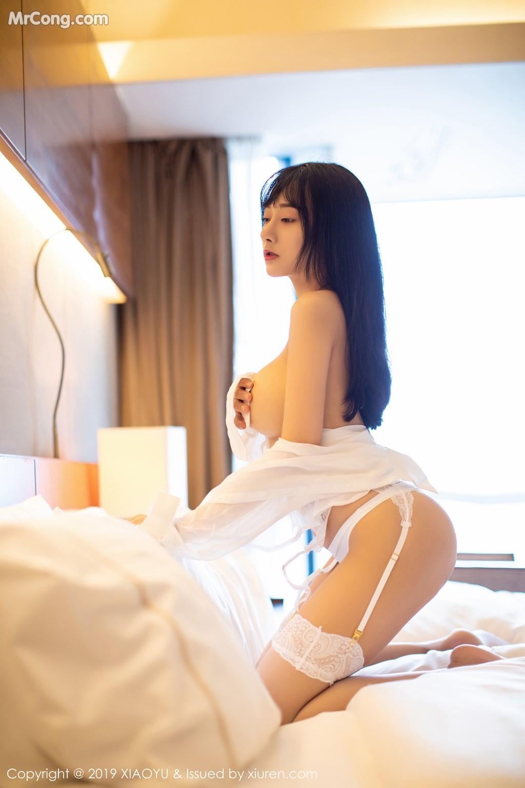 Image XiaoYu-Vol.076-He-Jia-Ying-MrCong.com-063 in post XiaoYu Vol.076: He Jia Ying (何嘉颖) (72 ảnh)