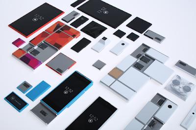 Ara, Smarphone Bongkar Pasang Google Siap Dijual Pada Tahun 2017