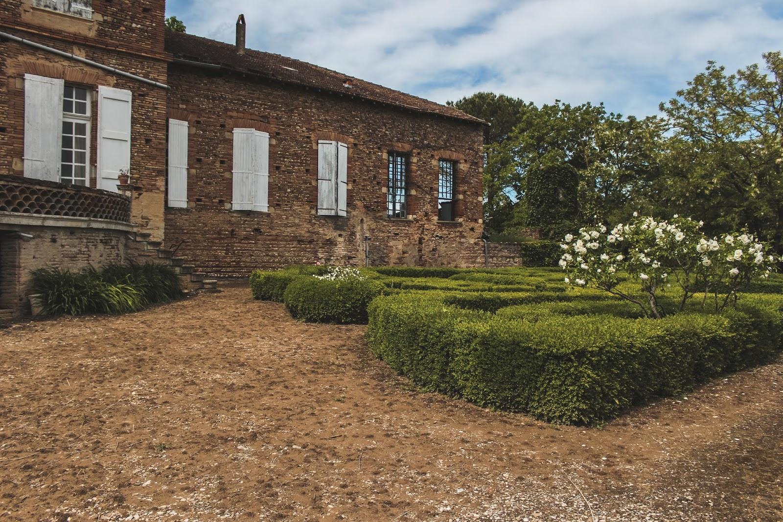 vignoble Château Lastours venus is naive