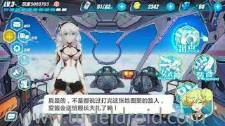 Layar Utama Honkai Impact 3