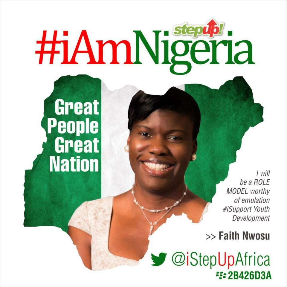 """Faith Nwosu, The UK based """"Cream Nigerian"""" Living Her Imprints on The Sands of Time"""