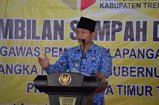 Wabup Arifin Ajak Anggota PPL Jaga Netralitas