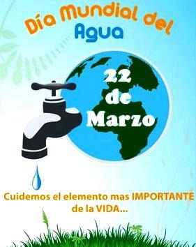 Imagen por el Día Mundial del Agua