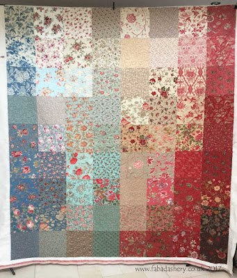 'Josephine' quilt made by Mercedes