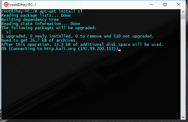 KEREN !! Begini Cara Main Game Dengan Terminal Linux