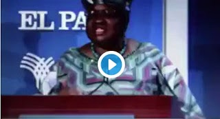 Nigerians Suffering Today Because of Jonathan's Error - Okonjo-Iweala Says In New Trending Video ...Watch Here