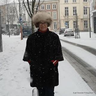 LoveLea in the snow