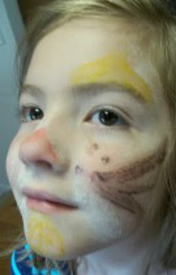 Non-Toxic Face Paint Homemade Recipe