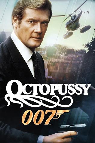 Điệp Viên 007: Vòi Bạch Tuộc - Octopussy