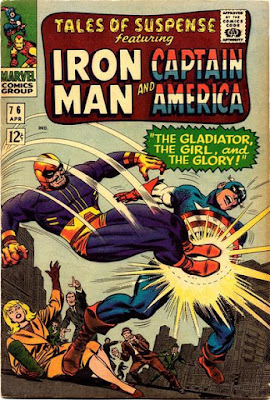 Tales of Suspense #76, Captain America vs Batroc
