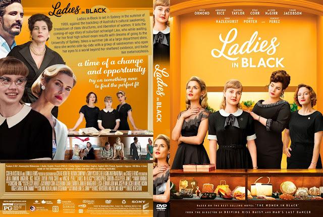 Ladies in Black DVD Cover