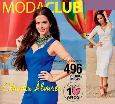 catalogo moda club 2016 PV