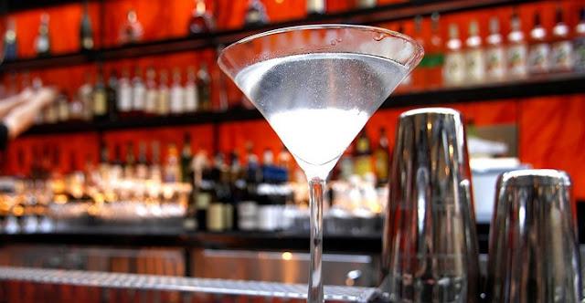 Drinks na balada Voyeur Nightclub em San Diego