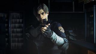 Resident Evil 2 Wii U Wallpaper